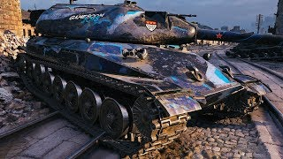 Object 260 - 15 KILLS/Platoon - World of Tanks Gameplay