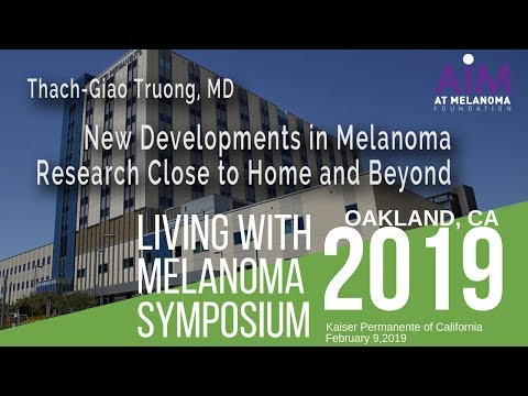 New Developments in Melanoma Research and Novel Treatment Options Close to Home