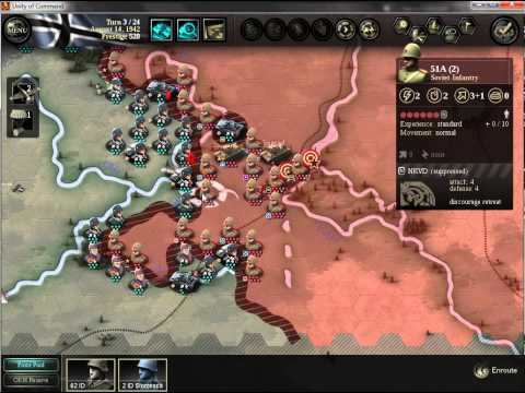 Gameplay Unity of Command Lumm Unity of Command Axis 06
