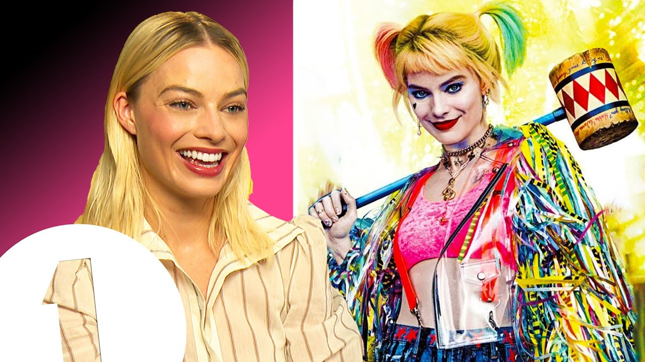 """Download """"I'm Harley f****** Quinn!"""" Margot Robbie on Birds of Prey and R-rated violence."""