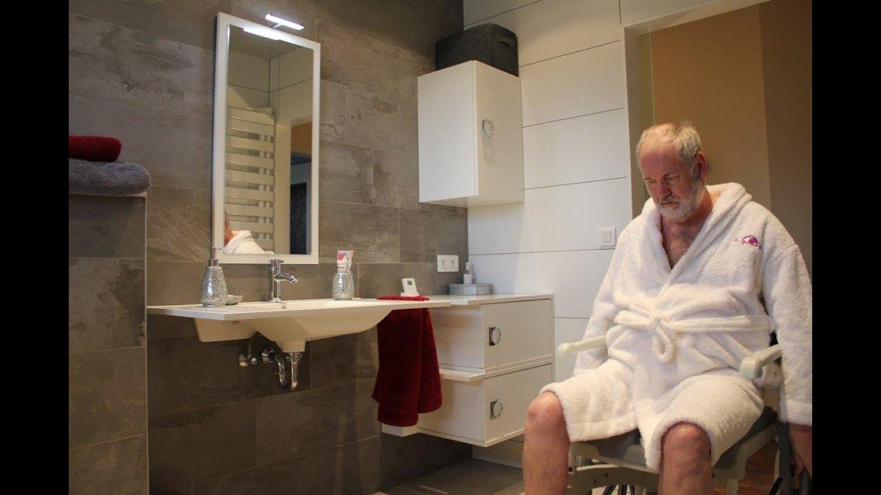 Salle de bain handicap - Salle de bain pour les personnes handicapées