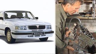 Волга - ЗМЗ-406 - Ремонт головки блока двигателя волги - Притирка клапанов без присосок