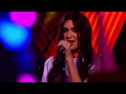 Dua Lipa - Be The One (BBC Music Sound Of 2016)