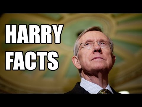 Kick Ass Sen. Harry Reid Facts You Didn't Know