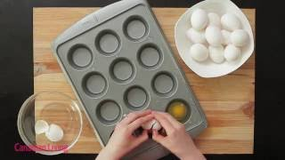 How poach 12 eggs at a time | Canadian Living