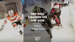 Replay Red Bull Crashed Ice 2018 | Finland Finals