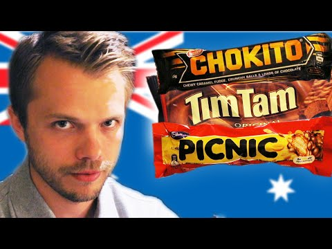 Thumbnail: Americans Try Australian Candy For The First Time