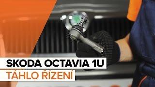 Nainstalovat Hlava příčného táhla řízení sám - video návody na SKODA OCTAVIA