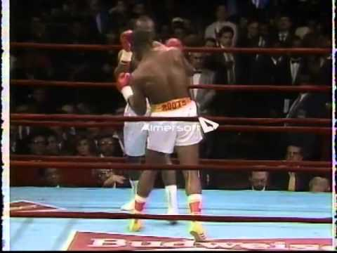 Donovan Razor Ruddock vs Michael Dokes -MUST SEE KNOCKOUT!