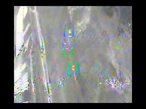ASCL Vision-Based Multiple Target Tracking