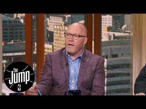 David Griffin Makes First Public Comments Since Parting Ways From Cavaliers | The Jump | ESPN