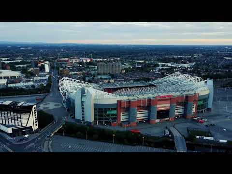 Old Trafford & Media City.