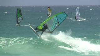 Cape of Good Hope Extreme Wind Surfing