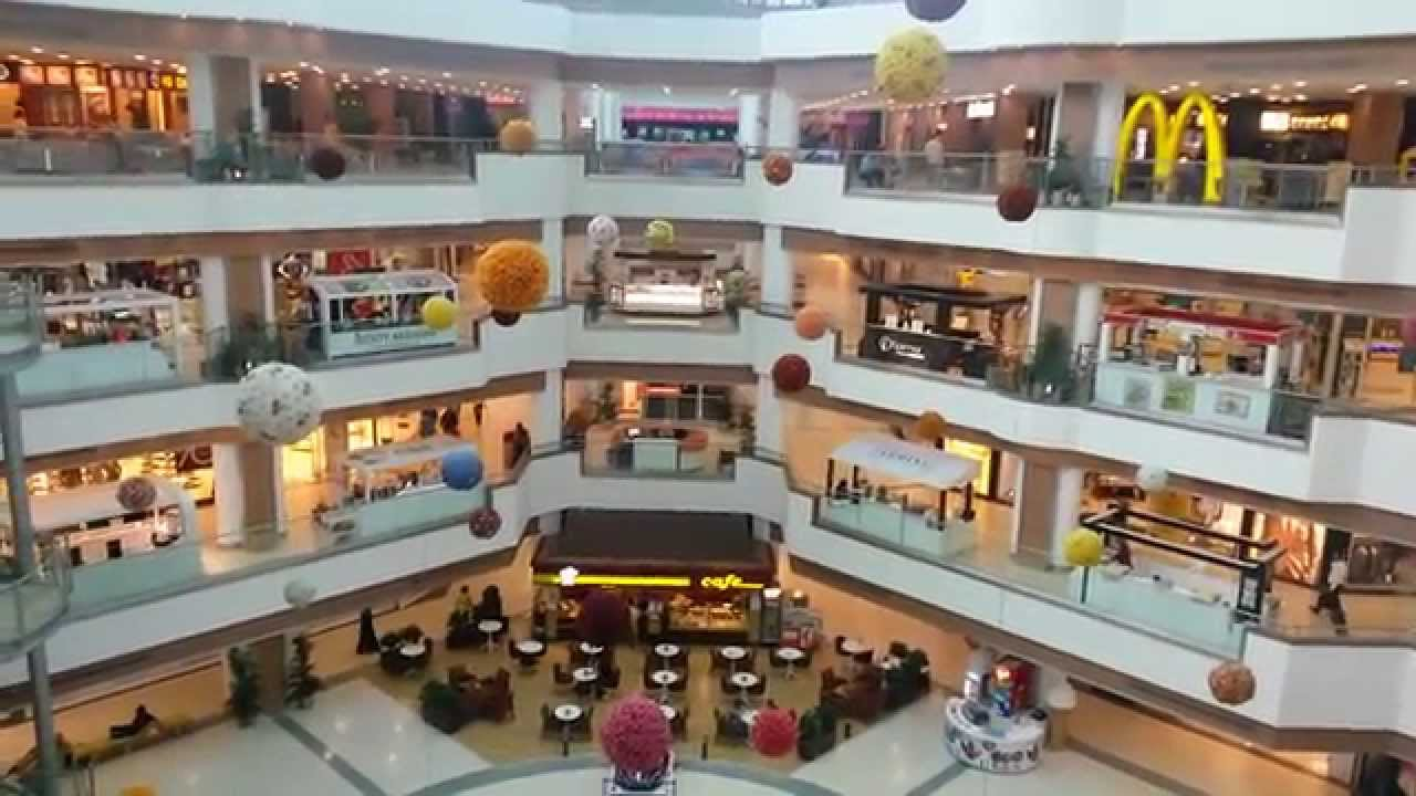 Olivium Alışveriş Merkezi Outlet Center Youtube