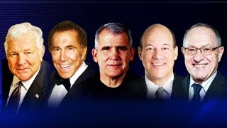 Fox News' New Show Featuring Opinions Of Old White Men