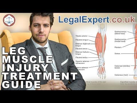 Leg Muscle Injury Treatment Guide ( 2019 ) UK