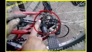 Gambar cover Bisiklet Bozuk Arka Vites Mekanızma TAMİRİ