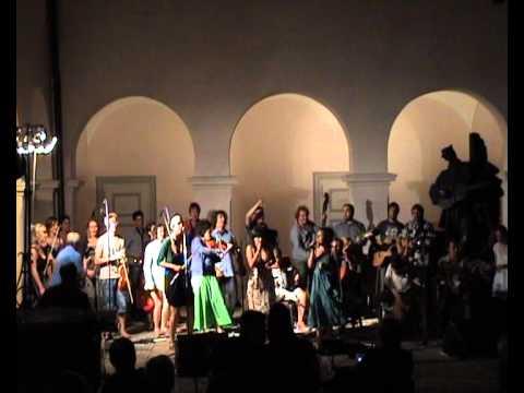 Ethno Croatia 2011 - Kurdish song - Xoş e Hewreman