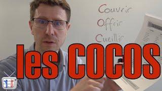 Les Cocos Conjugaison Verbe Offrir Youtube