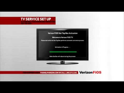 Verizon FiOS Self Installation