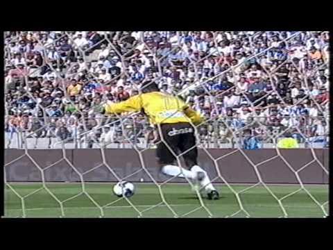 RCD ESPANYOL - MÁLAGA CF LIGA 2008/09 PARTIDO COMPLETO