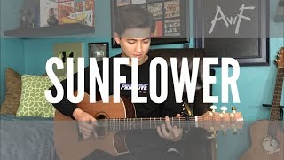 Sunflower - Post Malone / Swae Lee - Cover (fingerstyle guitar)  Spider-Man: Into the Spider-Verse)
