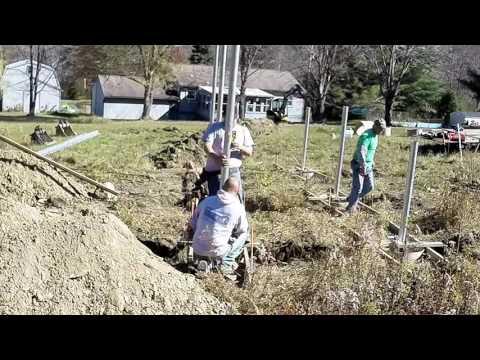 Alternative Power- Solar PV Ground Mount, Elmira, NY