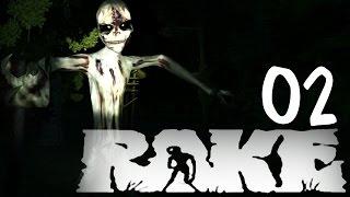 RAKE #02 – Das Grauen hat ein Gesicht - Let