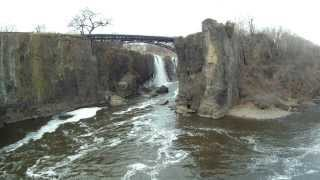 PATERSON NEW JERSEY GREAT FALLS  NATIONAL HISTORIC