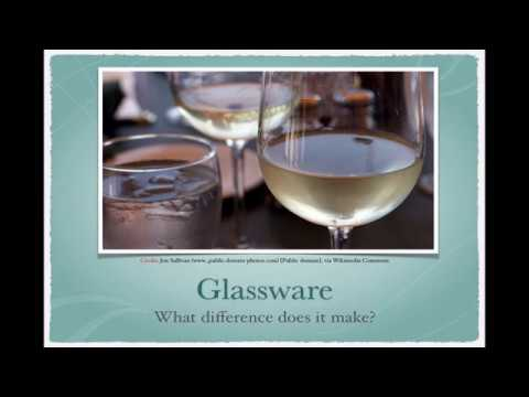 wine article Winecast Glassware