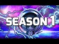 SEASON 1 IS HERE! Heroes of the Storm  Squadron Montage | Hero League New Season 1