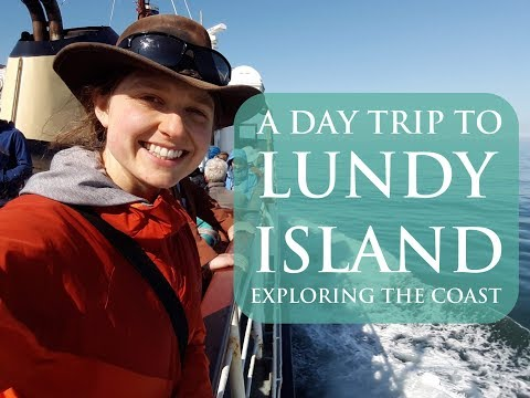 A Day Trip To Lundy Island | Exploring the Coast