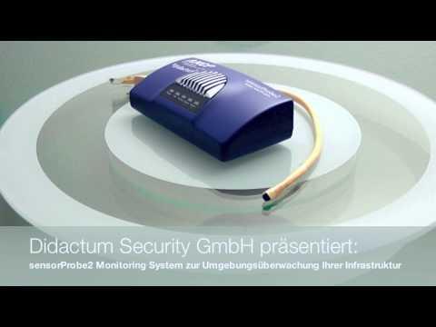 SNMP Appliance von Didactum® Security GmbH: sensorProbe2 (SP2)