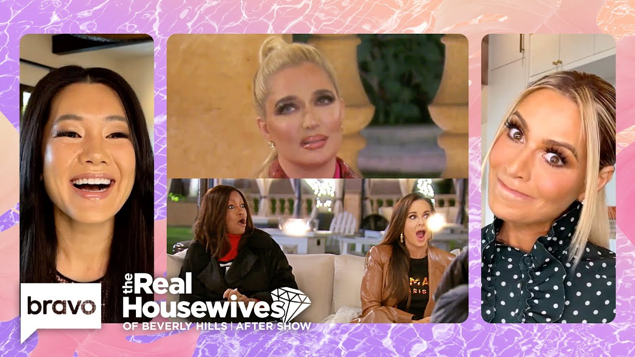 Download The Housewives React to the Rumors about Erika Dating This Celebrity   RHOBH After Show S11 E19