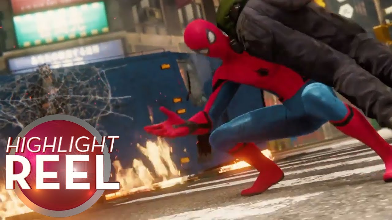 "Highlight Reel #425 - Spider-Man ""Doesn't Kill People"""