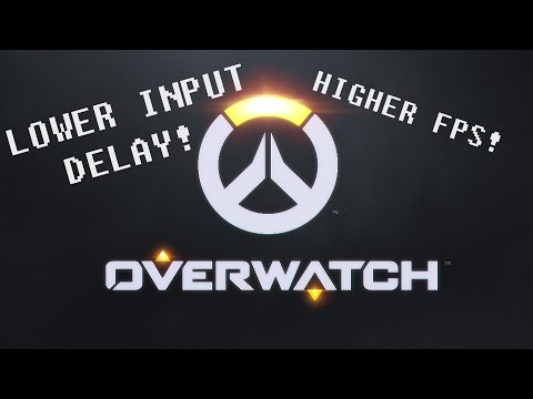 Lower Input Delay in Overwatch with the...