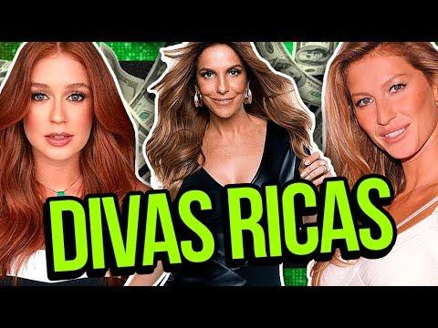 AS DIVAS MAIS RICAS DO BRASIL feat. Monique Elias | Diva Depressão