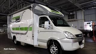 Video Motorhome Motor Trailer, MTB 720X, Com Cama Suspensa, Chassi Iveco, 2016, Expo Motorhome 2016. download MP3, 3GP, MP4, WEBM, AVI, FLV November 2017