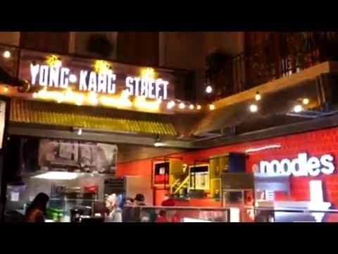 Paris Las Vegas SECRET Chinese Menu + Sushi Restaurant