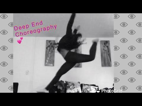Deep End~Fousheé/ Dance Choreography 🤍🌊