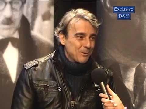 Entrevista a Alexandre Borges, na Casa do Artista