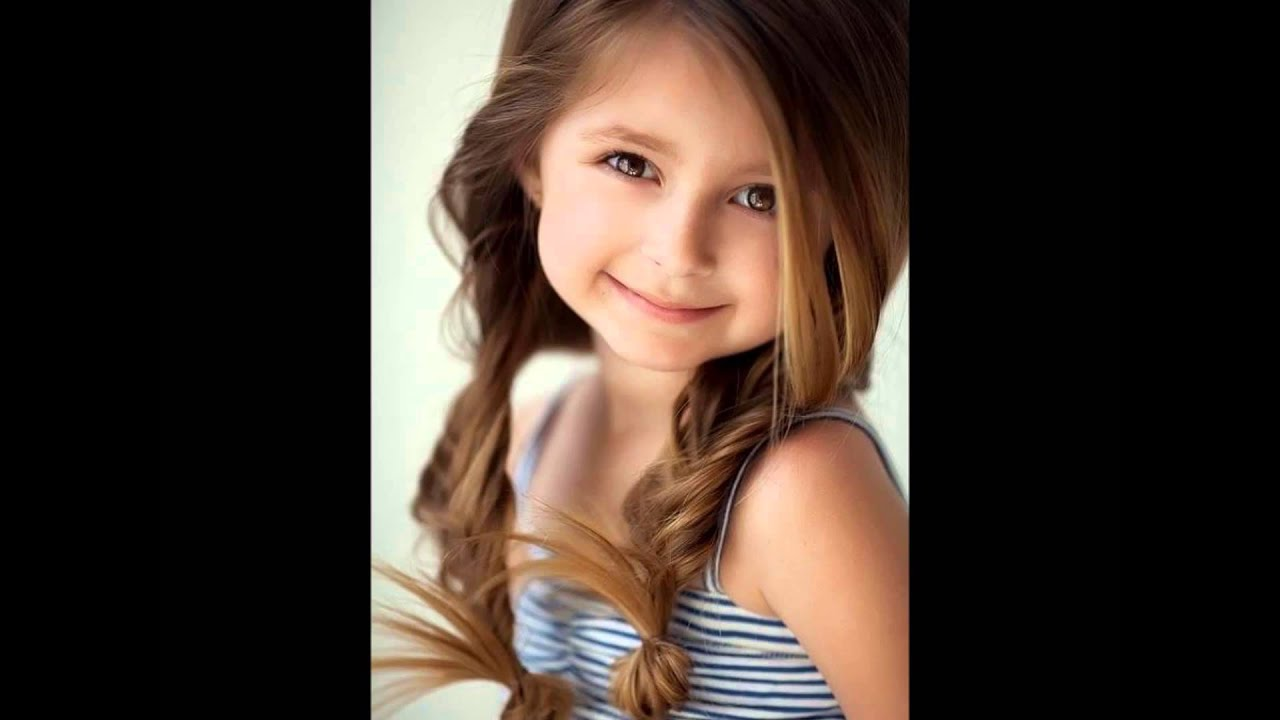 0593094a6a86c تسريحات شعر اطفال 2014 (صور فيديو يوتيوب للمدارس للمناسبات بنات بسيطة للعيد  قصير للعرس)
