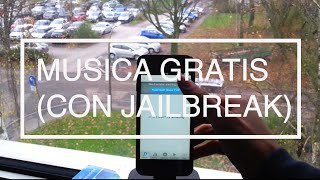 58. Descargar Musica Gratis CON Jailbreak IOS 8.1 (Tambien IOS 7,6)