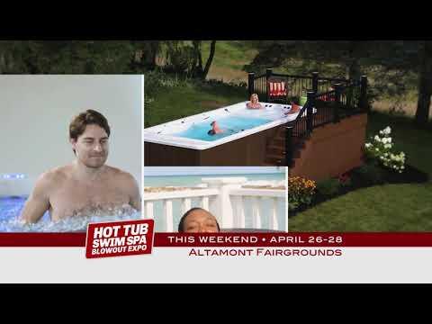 Hot Tub Expo - Albany, NY