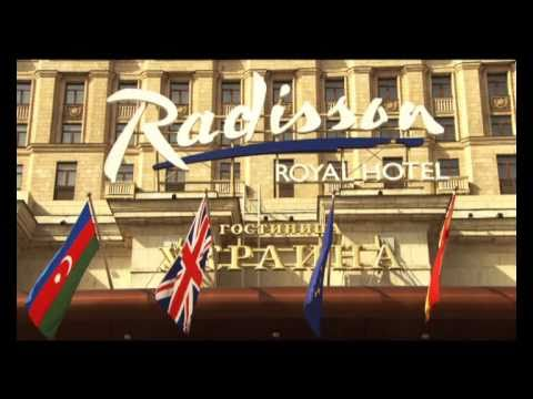 Russia's Leading Luxury Hotel - Radisson Royal Hotel, Moscow
