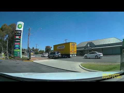 Dash Cam footage, Adelaide SA