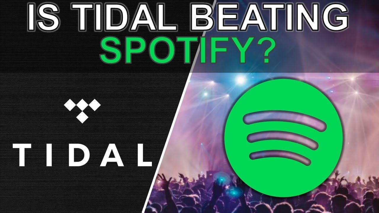 Tidal VS Spotify 2019 (Honest Review)