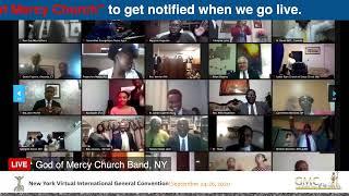 NY 2020 General Convention Livestream