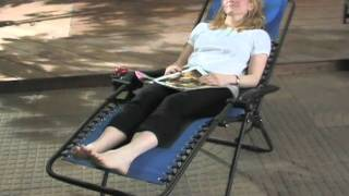 Guide Gear Deluxe Zero Gravity Lounger