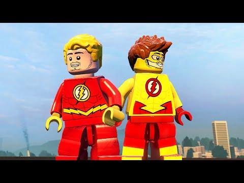 Мультфильмы ЛЕГО Сити Игра Железный Человек Lego Game Iron Man